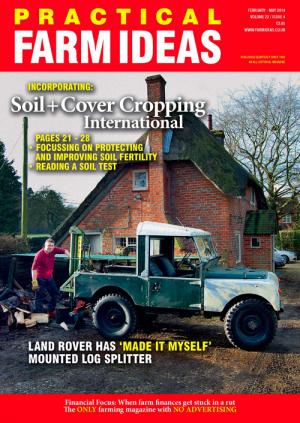 Soil + Cover Cropping International