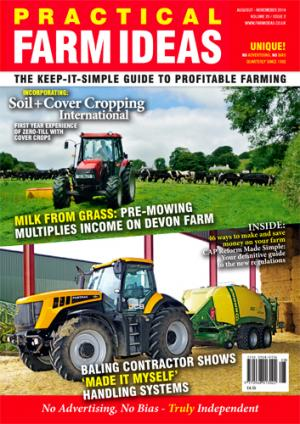Practical Farm Ideas August - November 2014