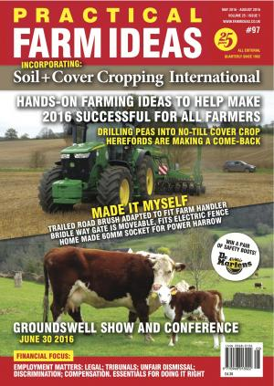 Practical Farm Ideas Vol 25-1 Herefordshire farmer; Groundswell No-Till farm visit