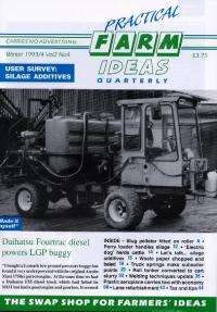 Image for 8 - Vol 2 - Issue 4 - Winter 1993 - Digital Copy