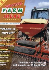 Image for 23 - Vol 6 - Issue 3 - Autumn 1997 - Digital Copy