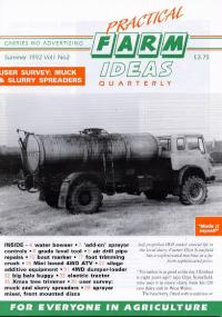 Image for 2 - Vol 1 - Issue 2 - Summer 1992