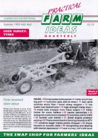 Image for 6 - Vol 2 - Issue 2 - Summer 1993 - Digital Copy