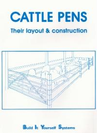 Image for Cattle Pens - Build It Yourself Booklet